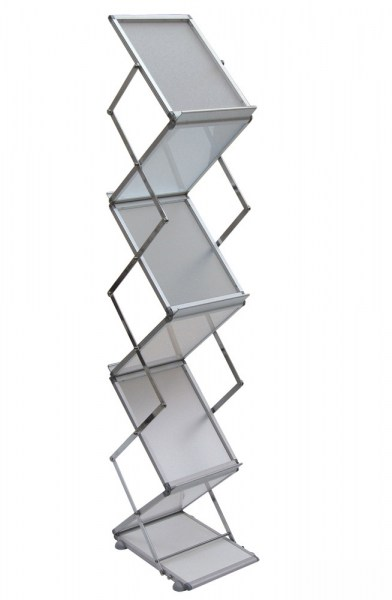 Brochure Rack Foldable