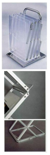Brochure Rack Acrylic